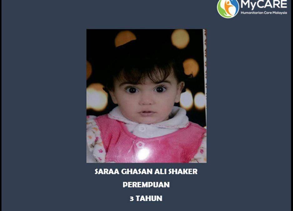 Penajaan Anak Yatim Iraq