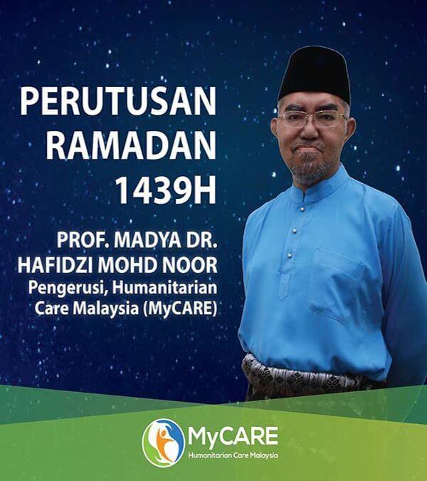 Perutusan Ramadan 1439H