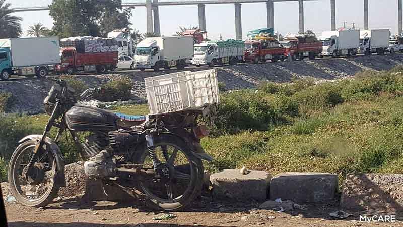 MyCARE dalam perjalanan ke Gaza