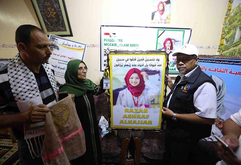 Pagi Syawal tanpa Razan