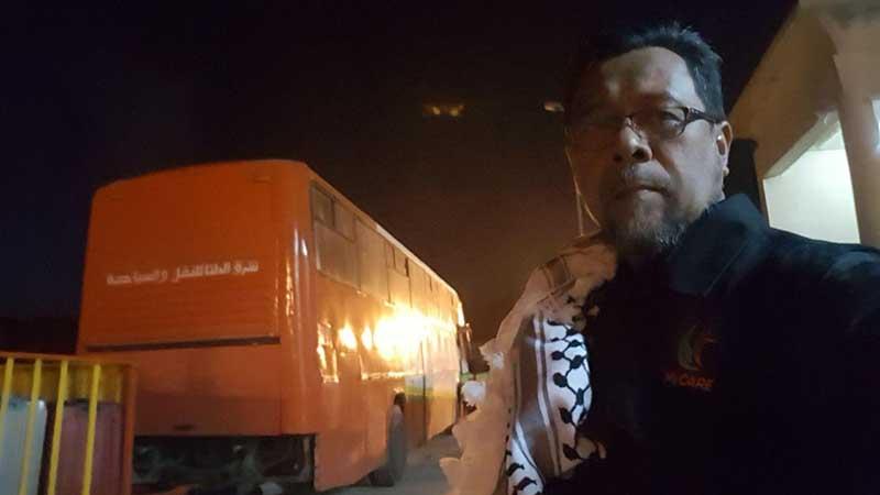 A2G20 sudah berada di Gaza