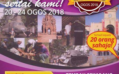 Kembara Korban Vietnam | Ogos 2018