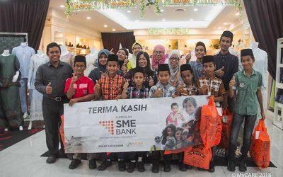 Terima kasih SME Bank!