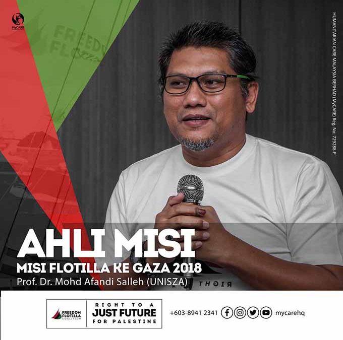 Assoc. Prof. Dr. Mohd Afandi Salleh