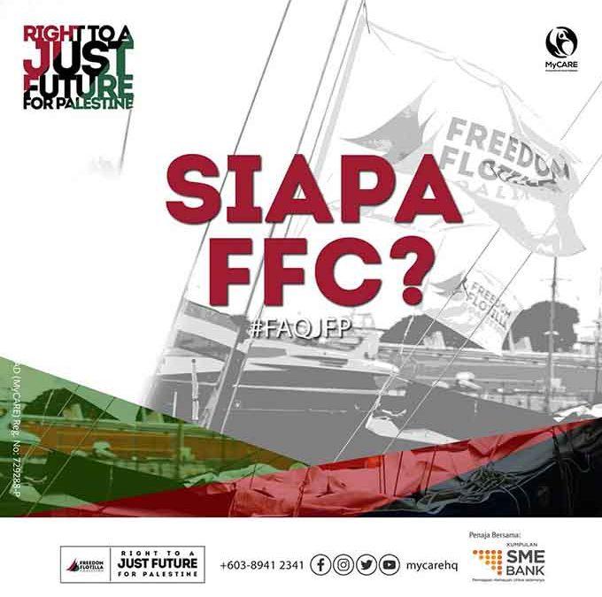 FFC, aktivis & kapten Al-Awda