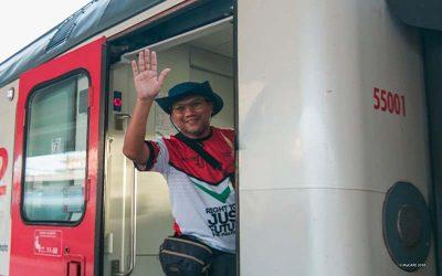 Ahli misi Malaysia bertolak ke Messina