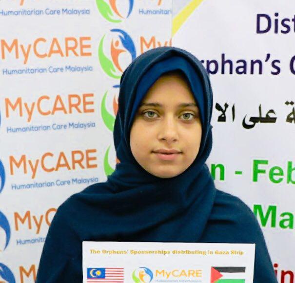 Sumbangan kepada anak yatim & asnaf MyCARE
