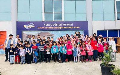 MyCARE santuni anak-anak yatim Syria di Istanbul