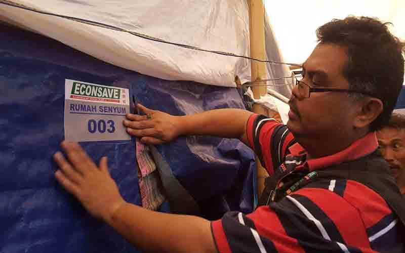 Econsave sumbangkan RM50 ribu untuk mangsa gempa Lombok