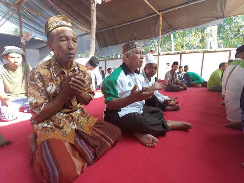 Koperasi Muslimin bersama MyCARE menghantar bantuan ke Lombok