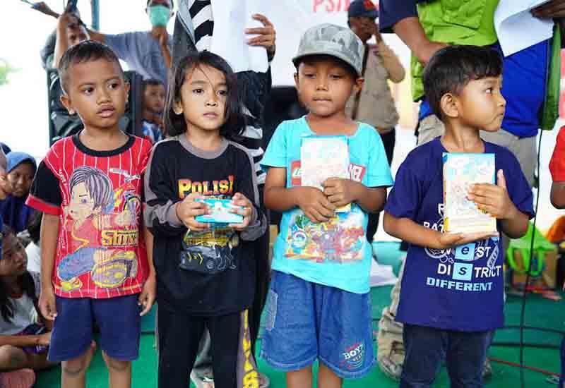 Hari kedua – Psikososial di Palu Barat