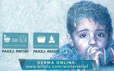 Winter Relief untuk Yaman