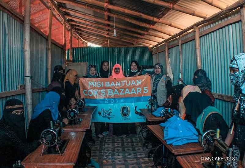 Misi Bantuan Cox's Bazaar 5