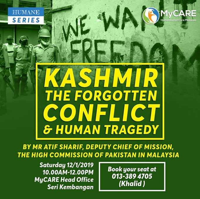 Kashmir – The Forgotten Conflict & Human Tragedy