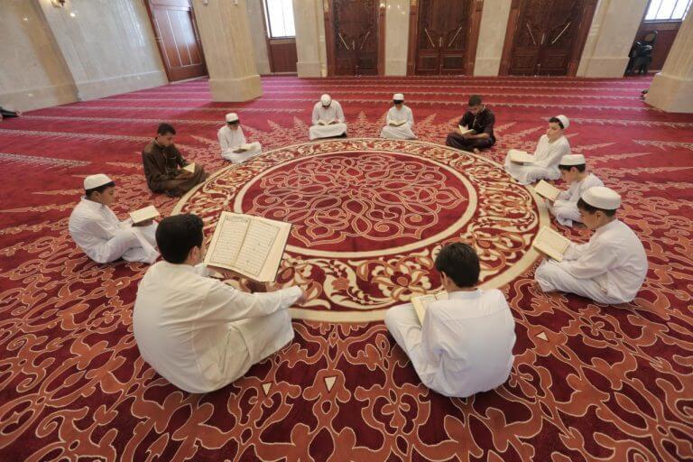 Adopt A Hafiz