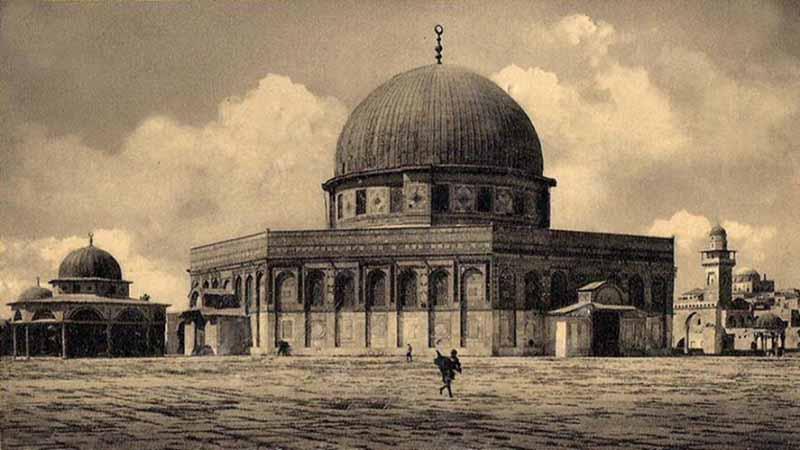 Masjid Al-Aqsa kiblat yang pertama?