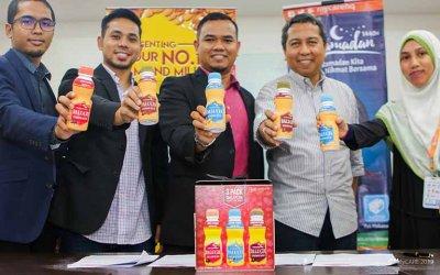 Jom minum Dalucia sambil menyumbang ke Tabung Ramadan MyCARE