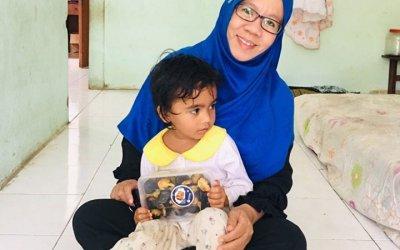 MyCARE santuni Rohingya di Kedah