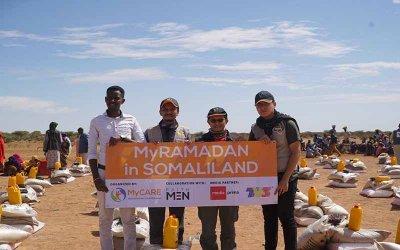 Laporan Penyaluran MyRamadan 2019 di Somaliland