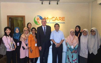 Joint Monitoring Meeting MyCARE – UNHCR