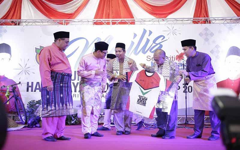 MyCARE di Majlis Hari Raya PPPNP