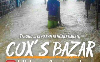 Tabung Kecemasan Bencana Banjir Cox's Bazar