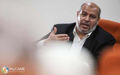 Sheikh Khalil Al-Hayya pays a courtesy call to MyCARE