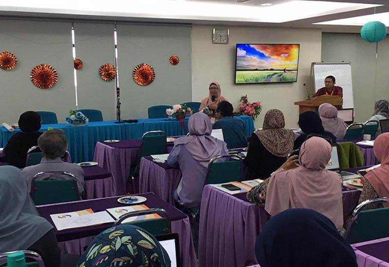 Bengkel Penjanaan Dana untuk 18 NGOi anjuran MAIS, YIDE & MyCARE