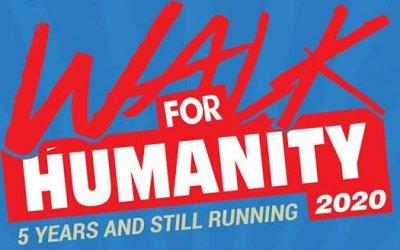 Walk4Humanity kembali lagi!
