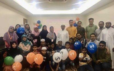 Tahfiz Al-Amin MyCARE : Inisiatif Kedua MyCARE untuk pendidikan anak-anak Rohingya.
