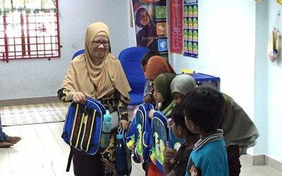 MyCARE Centre for Rohingya Education (MyC4RE) kini memasuki tahun ketiga!