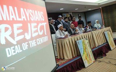 Bersama menolak Deal of the Century