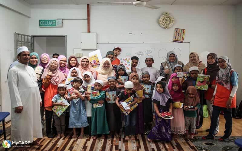 Ziarah Mahabbah Rohingya