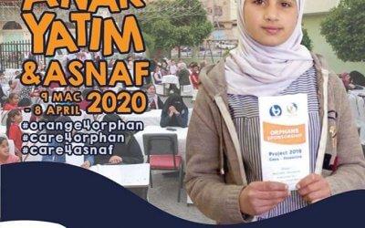 Kempen Bulan Anak Yatim & Asnaf 2020