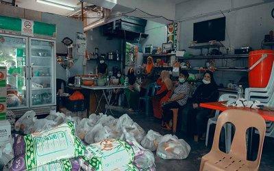 Pek Makanan Ramadan untuk pelarian di Malaysia