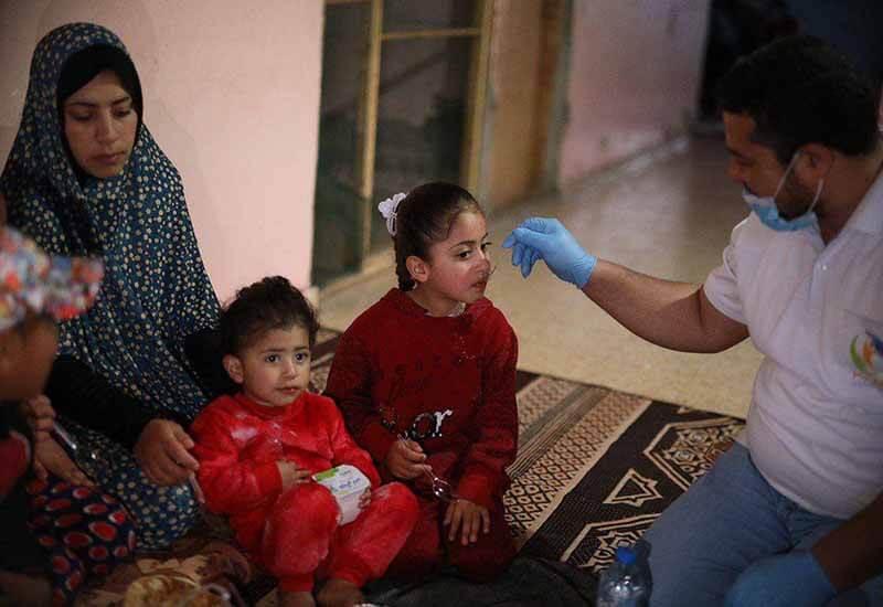 Tajaan berbuka di Gaza