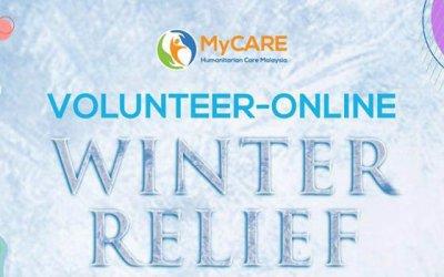 VOLUNTEER – ONLINE Winter Relief
