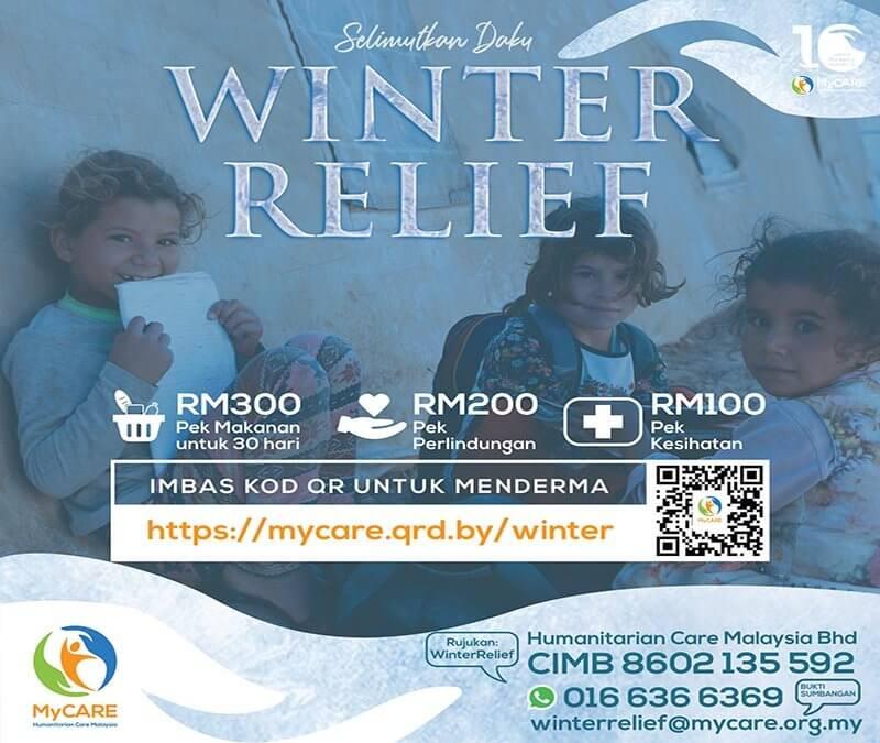 Winter Relief 2020