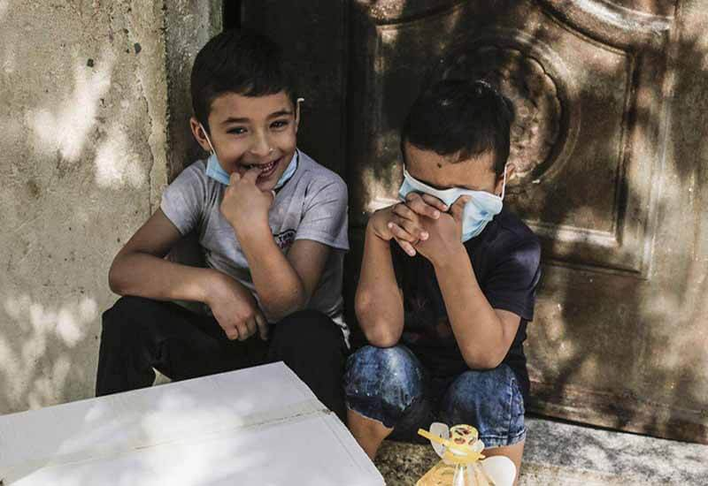 Bantuan Kecemasan COVID19 kepada keluarga miskin Palestin