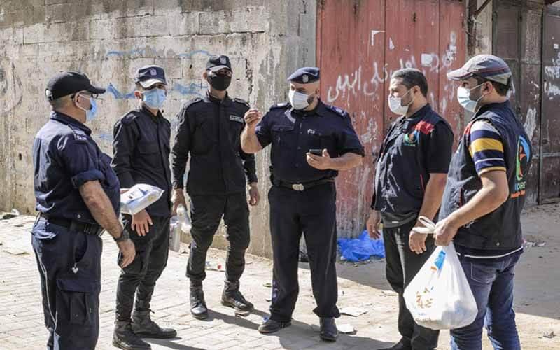 Bantuan Kecemasan COVID19 kepada frontliners Palestin