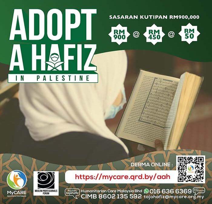 Adopt a Hafiz 2021