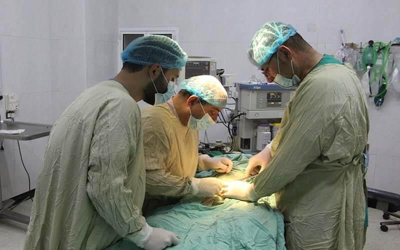Bantuan perubatan kepada rakyat Gaza